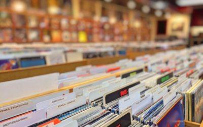 Rise In Vinyl Sales